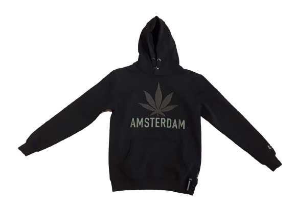 Amsterdam Weed Hooded sweater
