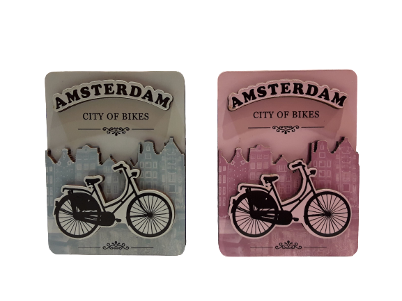 Magnet Amsterdam City of bikes
