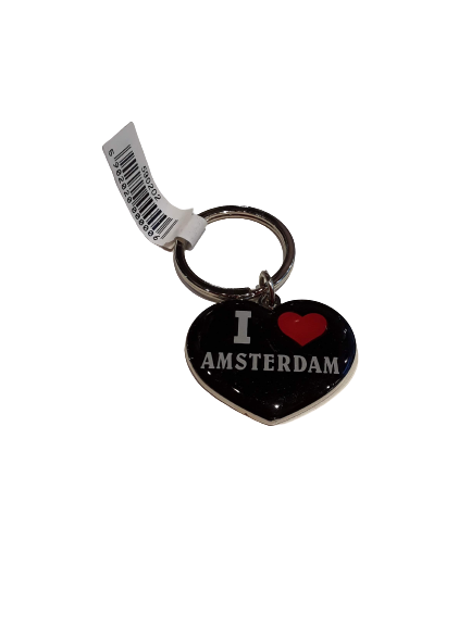 I love Amsterdam Heart