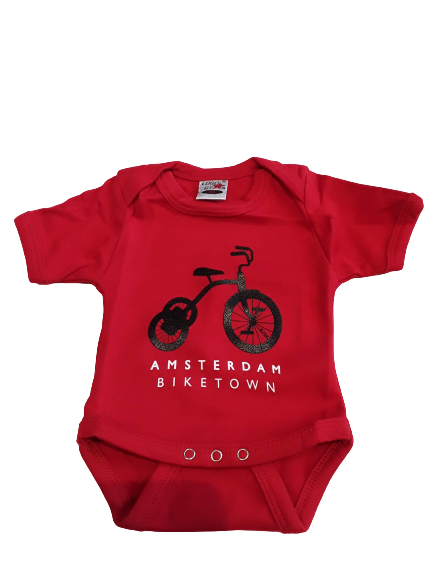 Red Baby Suit