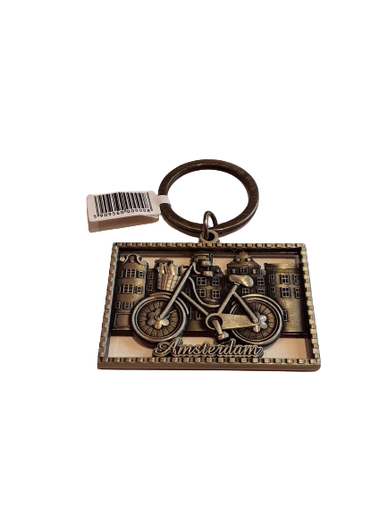 Canal house keychains