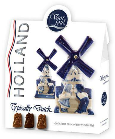 Chocolate Mix Windmills