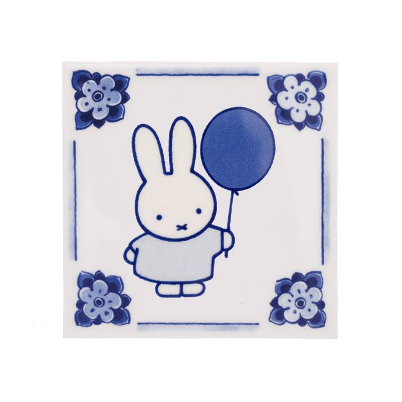 Miffy tile balloon