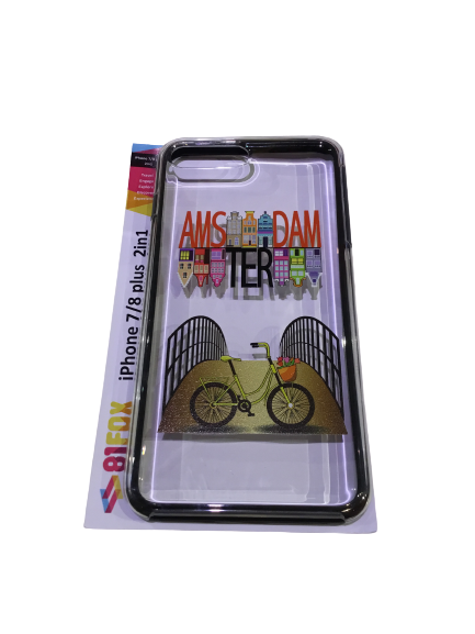 iPhone cover 7/8 plus 2 in 1