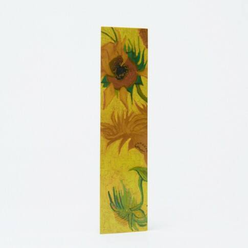 Van Gogh bookmark Sunflower