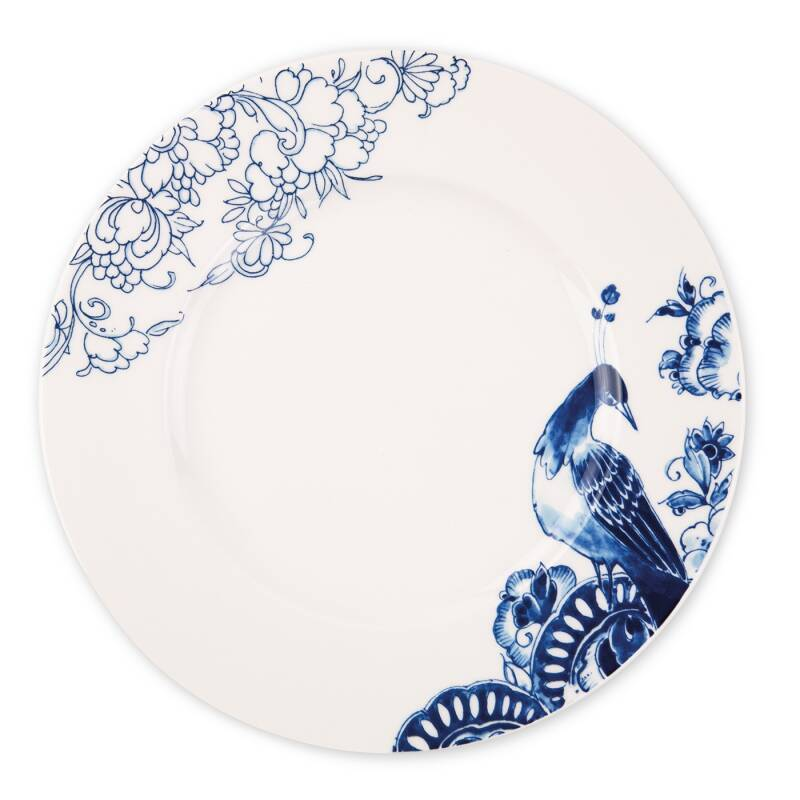 Peacock Symphony: Dinnerplate