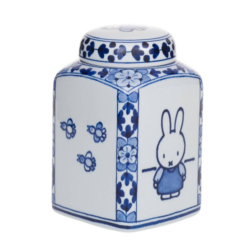 Jar with lid Miffy