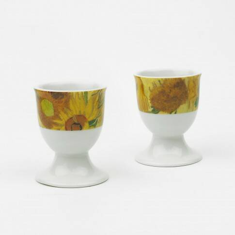 Van Gogh egg cup Sunflower