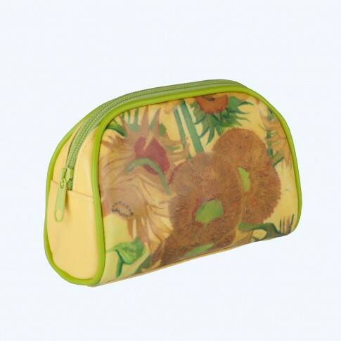 Van Gogh cosmetic bag Sunflower