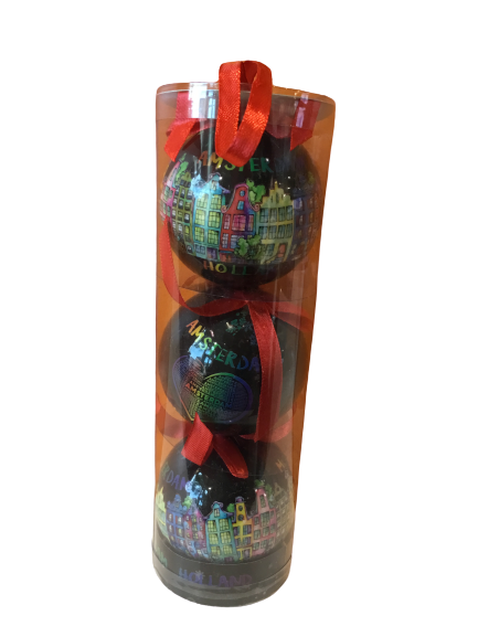 Christmas ball set of 3