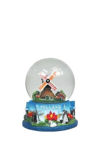 Snowglobe holland design  - 2 sizes