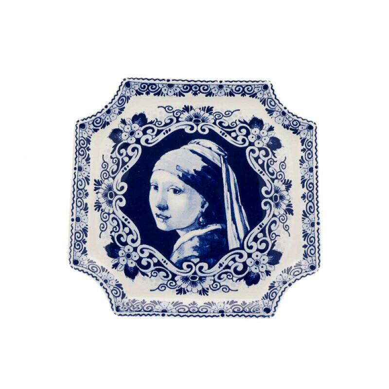 Applique Vermeer ''girl with pearl''