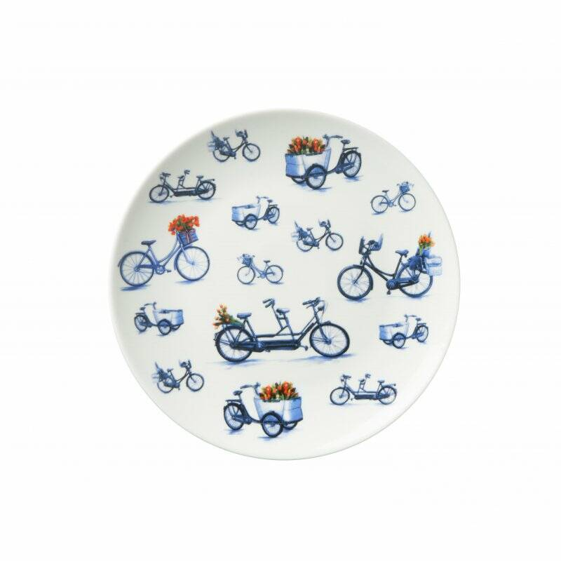 Plate bicycles