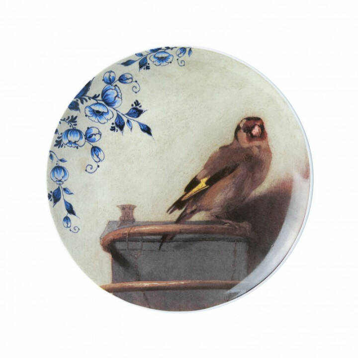 Plate: The Goldfinch