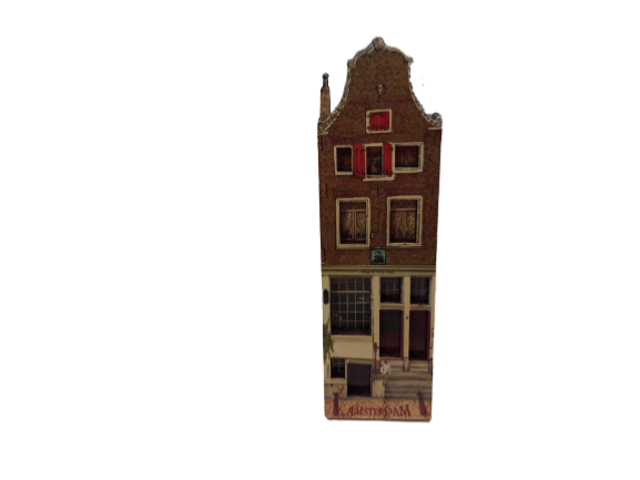 Canal house magnet