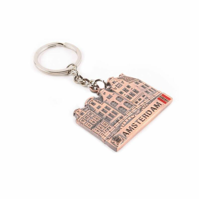 Keychain Canal House Copper