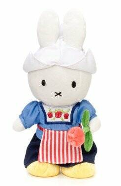 Miffy Farmer Girl