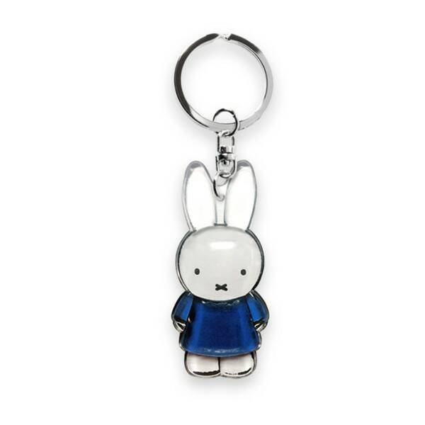 Miffy Keychains-  5 colors