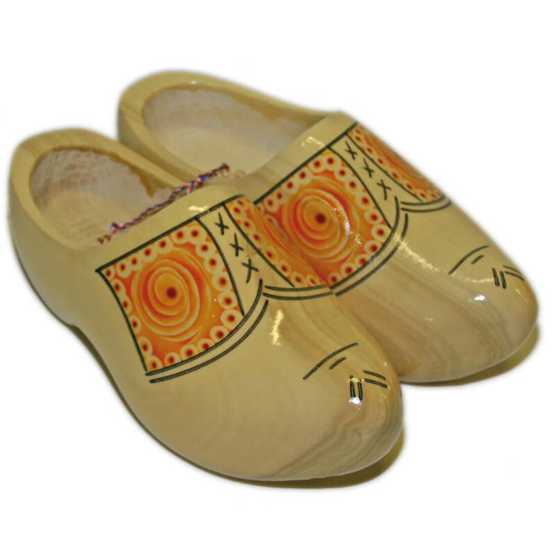 ''Bies'' wooden shoes