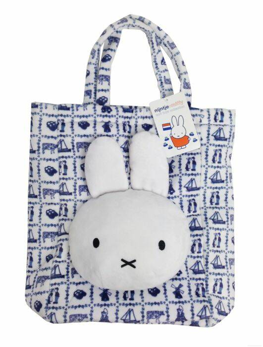 Miffy Delft Blue shopper