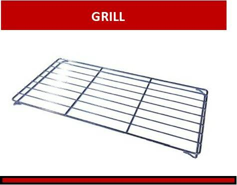 1 x Oven Grille - GN 2/1 - 2031980000