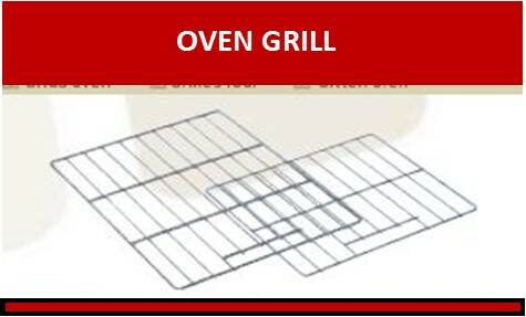 1 x Oven Grille L / 1200 - 2032220000