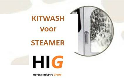Wash-Kit voor Touchscreen Steamer - 20 Kit Wash Touch