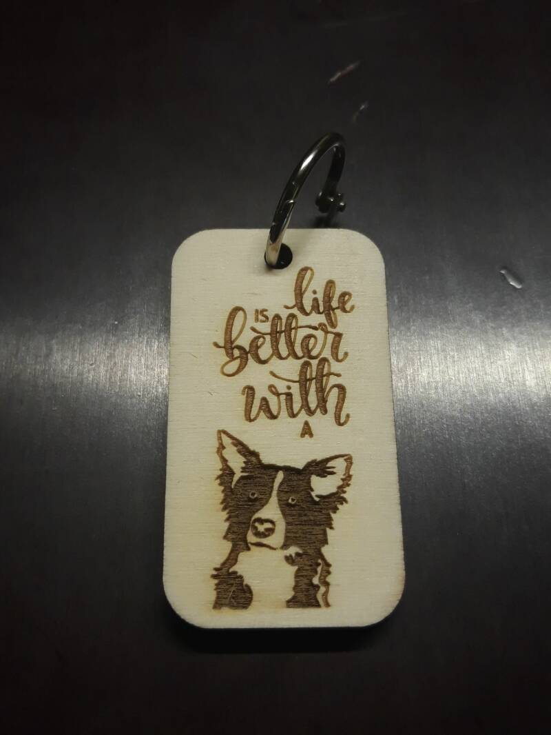 Life is better with... 'honden close-up'