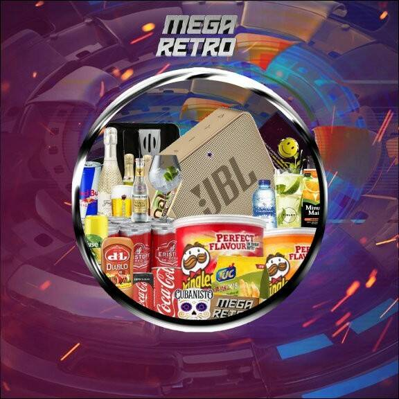 BIG PARTY/BBQ BOX DELUXE