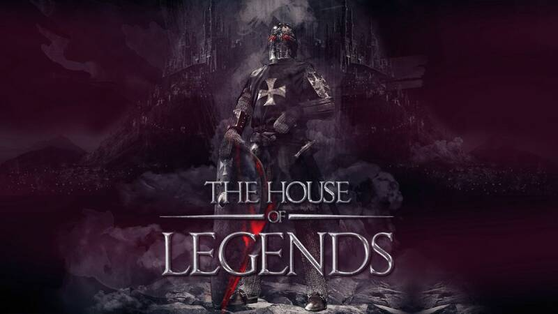 E-Ticket The House Of Legends - Herentals (Saturday 02 'October 21)