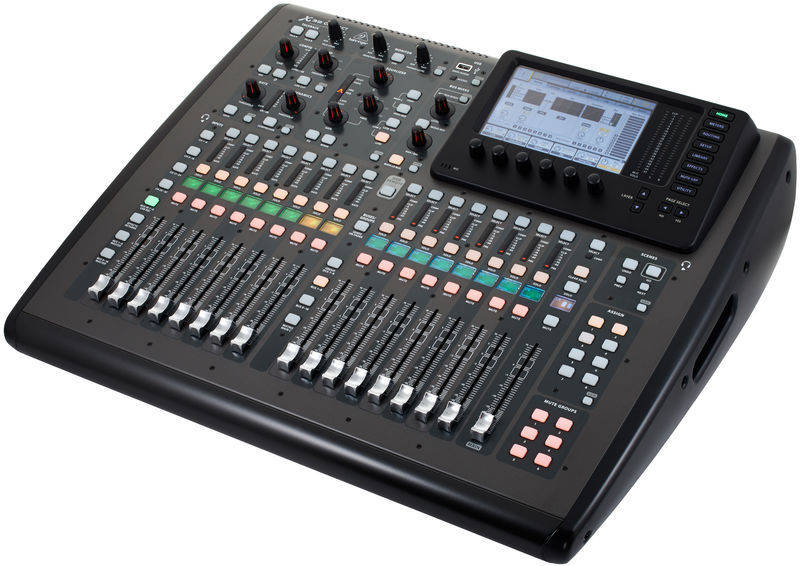 Behringer X32 digitale mixer producer