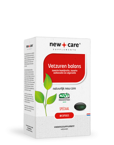 New Care Vetzuren Balans  60 capsules