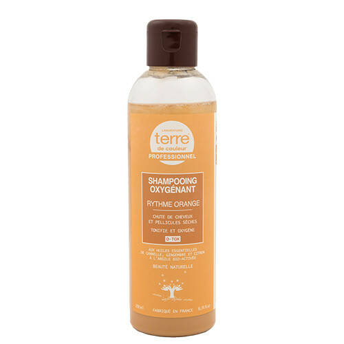 Terre de Couleur Rhythm Orange Kuur