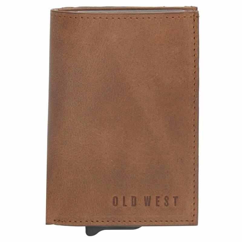 Old West Safety Wallet
