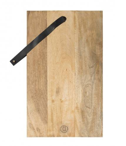 Zusss broodplank hout naturel
