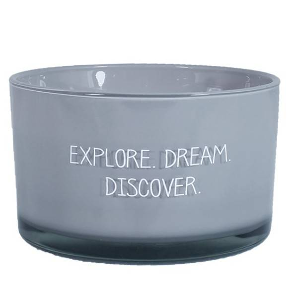 My Flame sojakaars 3 lonten in glas - explore dream discover -