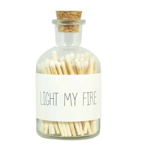 My Flame lucifers wit - Light my Fire -