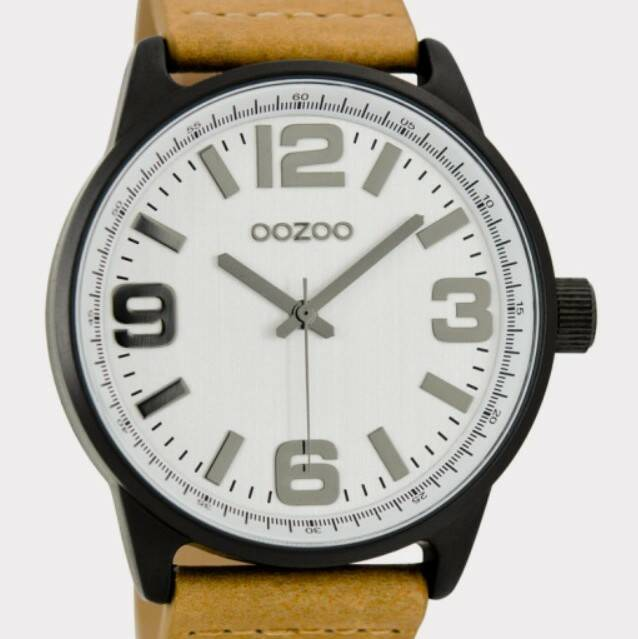 OOZOO Timepieces camel C7090