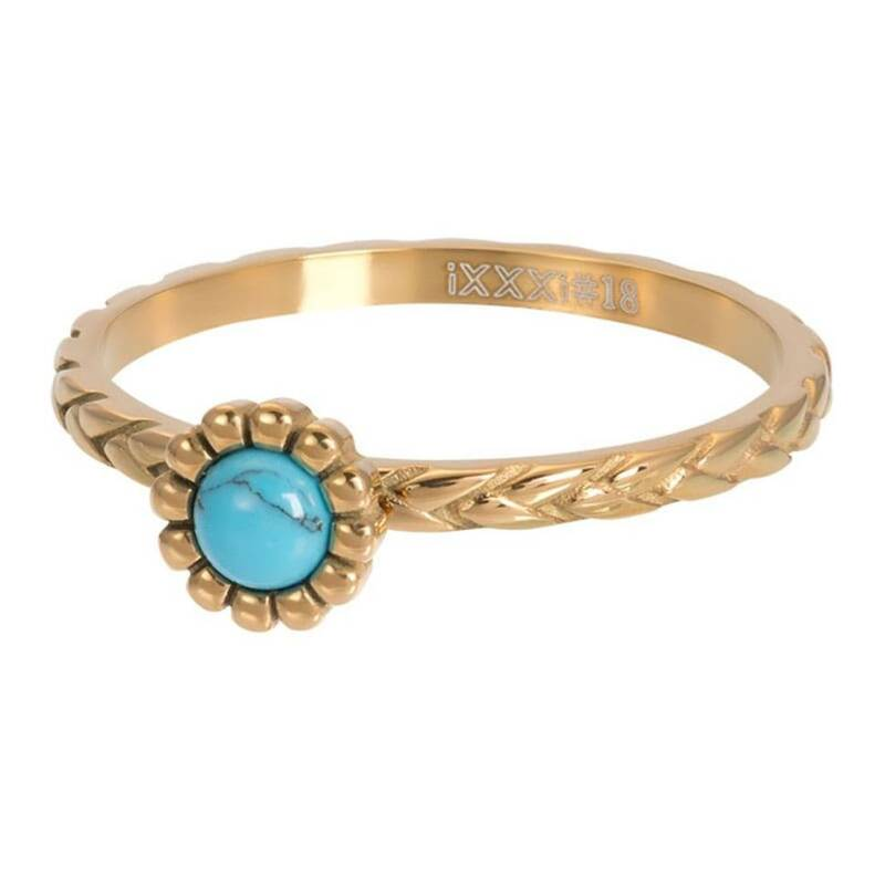 iXXXi ring Inspired turquoise