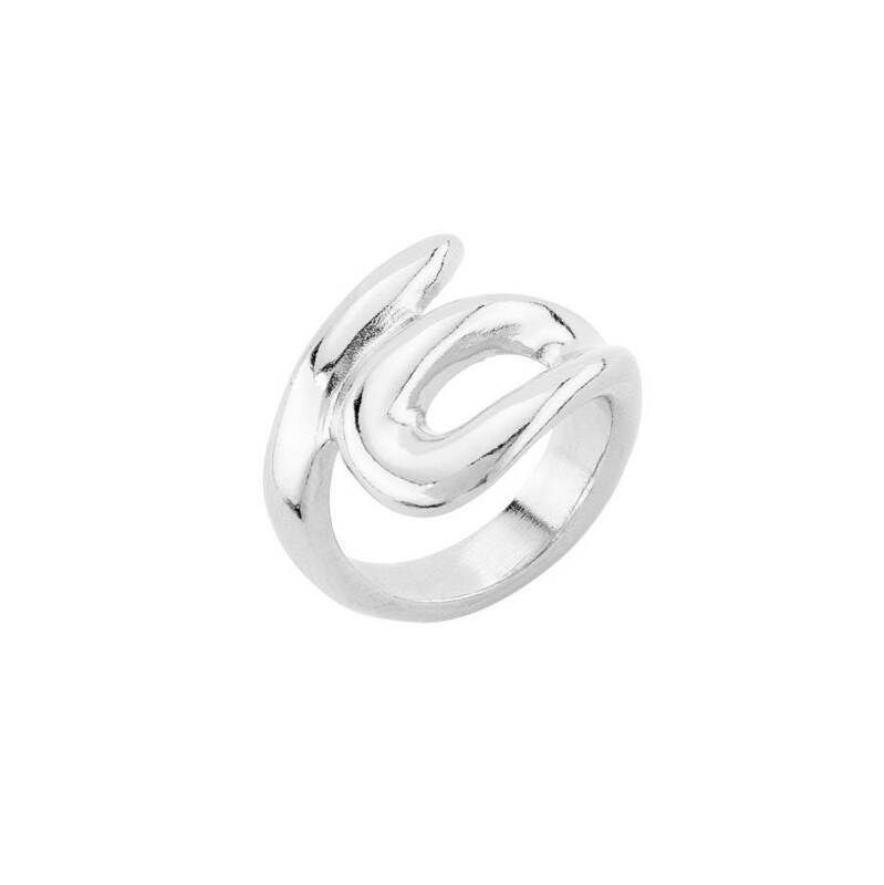 UNOde50 ring Tangled