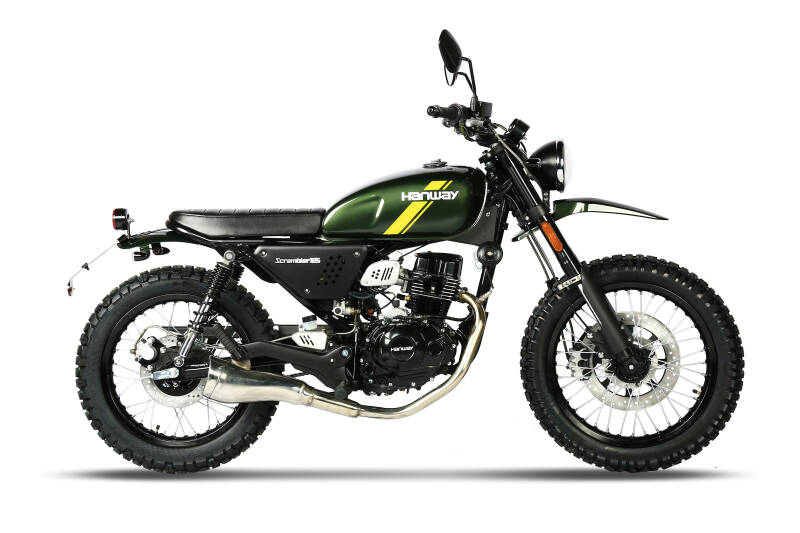 Skyteam Scrambler 125
