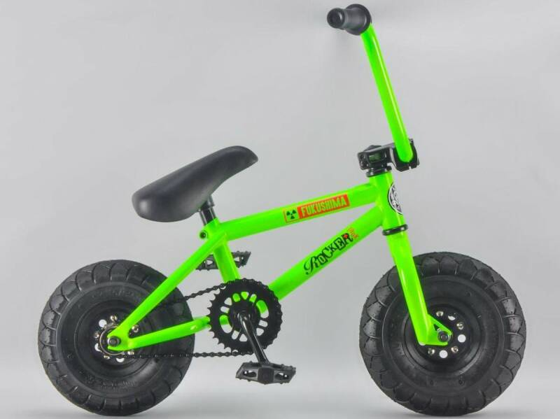 Rocker mini BMX Fukushima