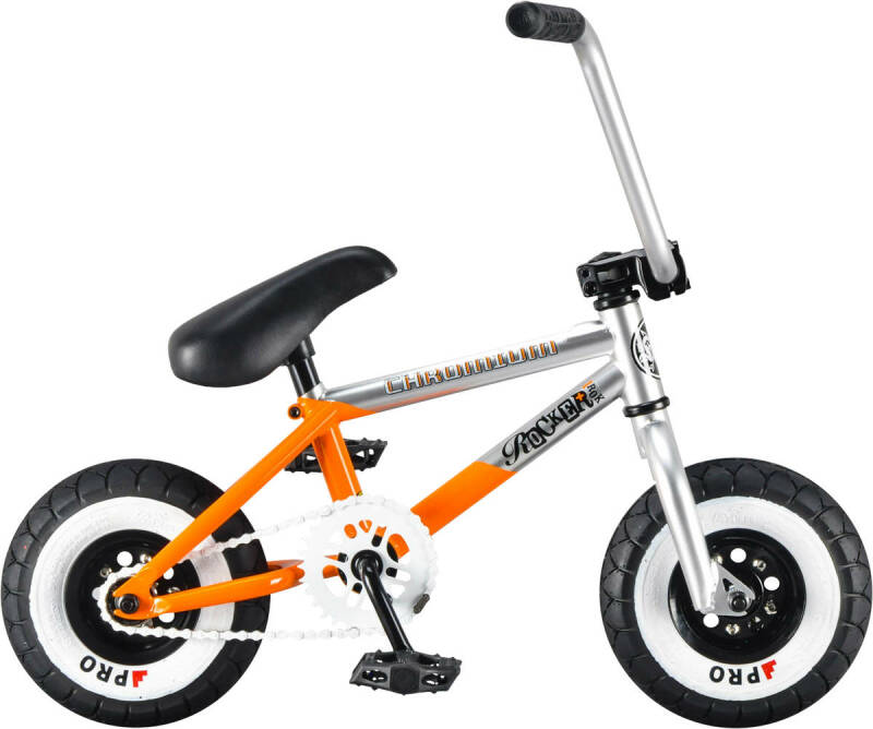 Rocker mini BMX Chromium