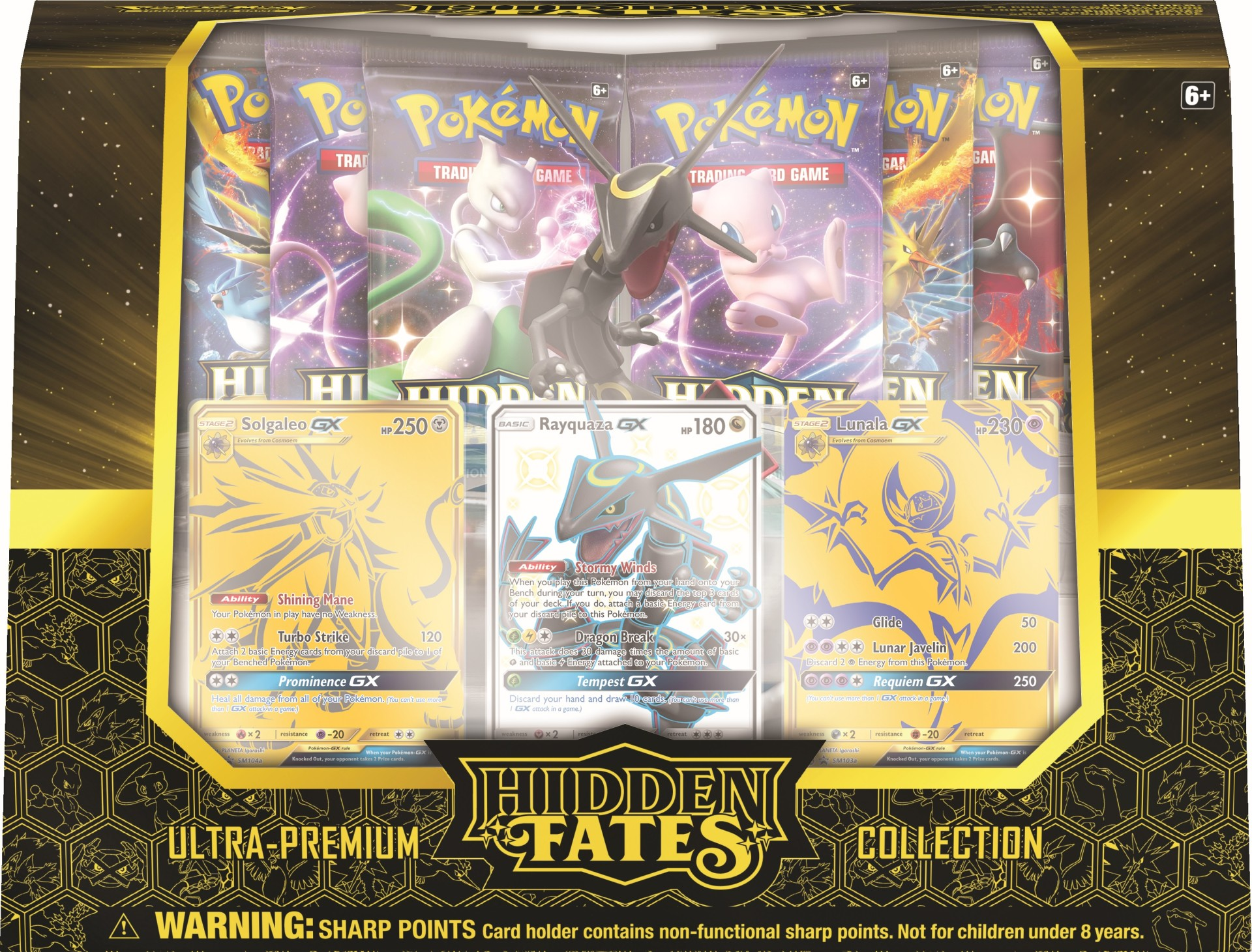 Hidden Fates Ultra Premium Collection Revealed