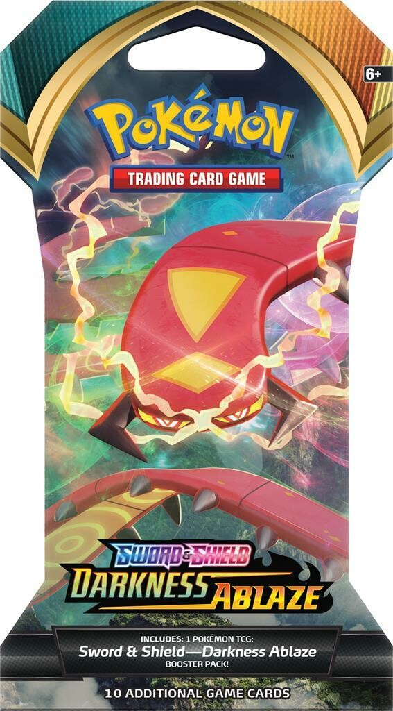 Sword Shield Darkness Ablaze Product Images Revealed Pokeguardian We Bring You The Latest Pokemon Tcg News Every Day