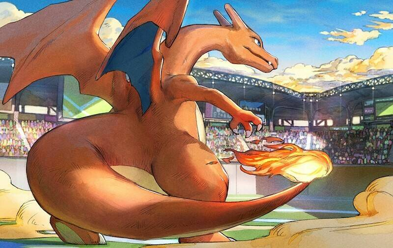 Pokemon Card Japanese PROMO Illustration grand prix Charizard 143//S-P