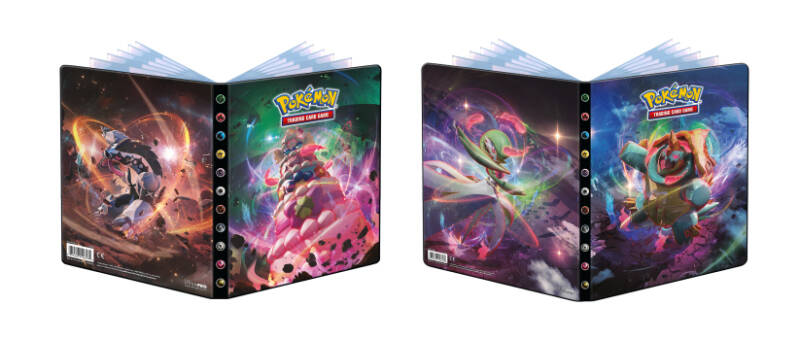 Ultra PRO Sword & Shield 3.5 Binders Revealed, Confirms Cards from S3a Legendary Heartbeat