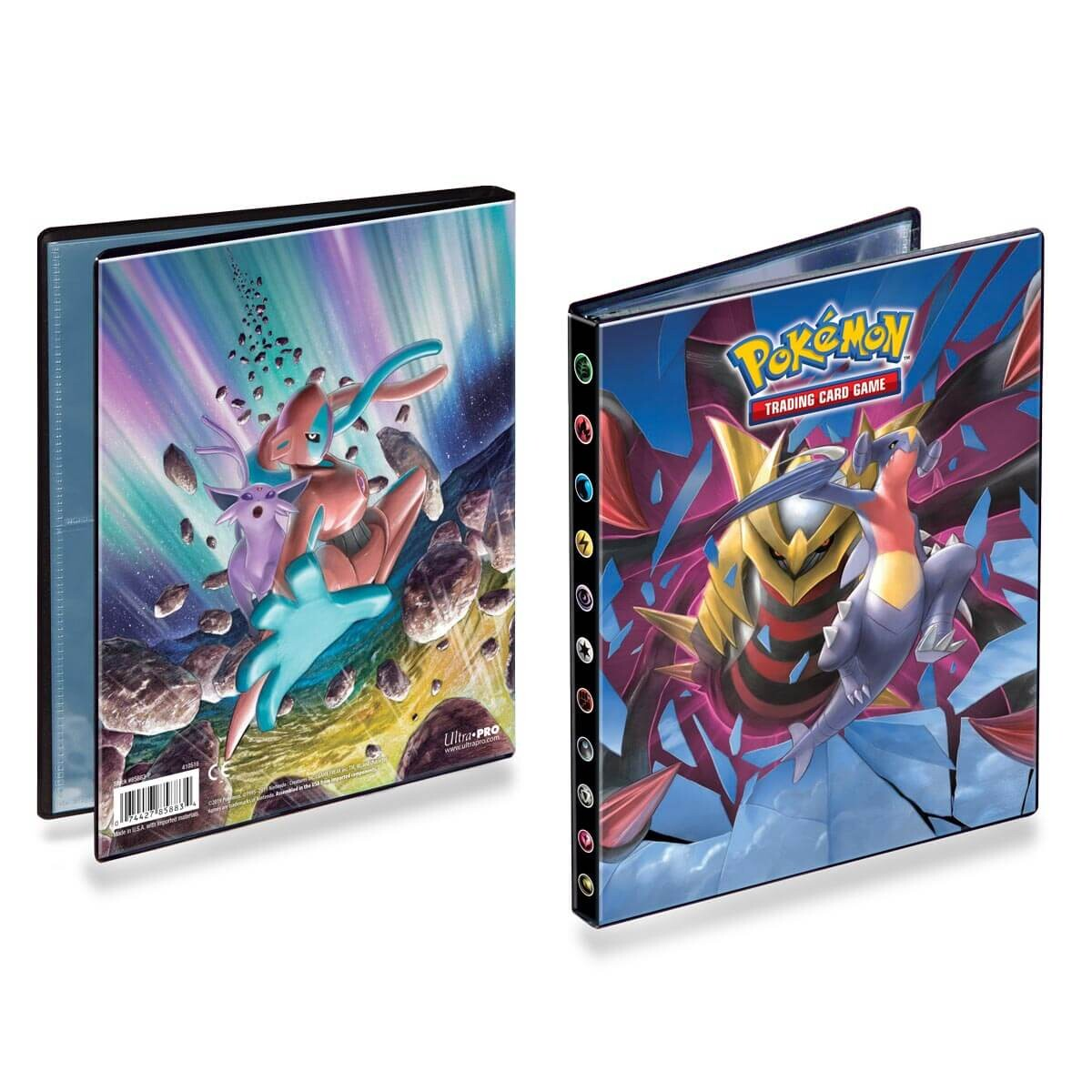 Ultra PRO SM11 Unified Minds Pokémon Binders Revealed