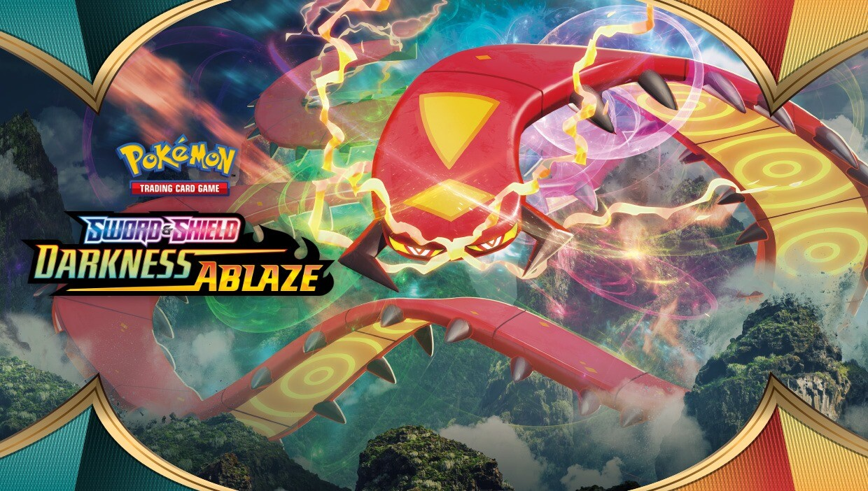 Sword Shield Darkness Ablaze Officially Revealed Pokeguardian We Bring You The Latest Pokemon Tcg News Every Day
