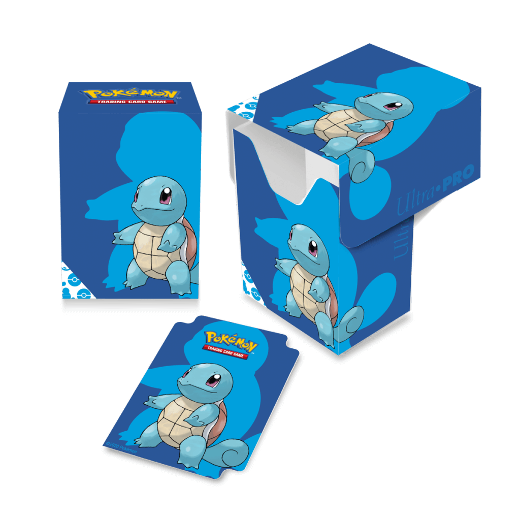 Squirtle / Charizard Product Line